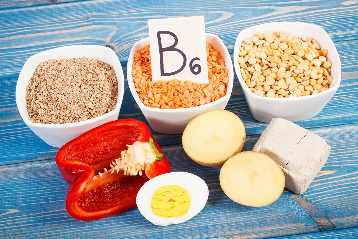 TestRX Booster Vitamin B6